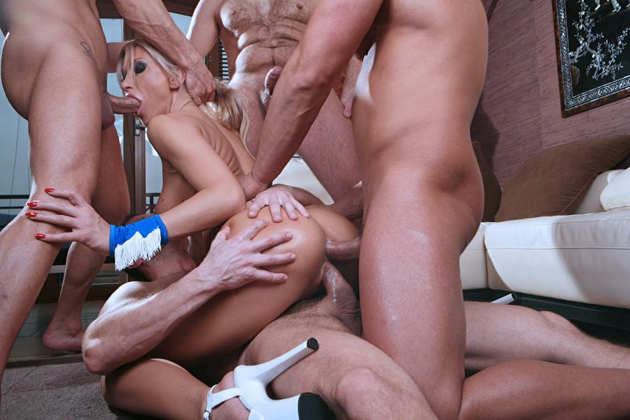 Hot dildo party