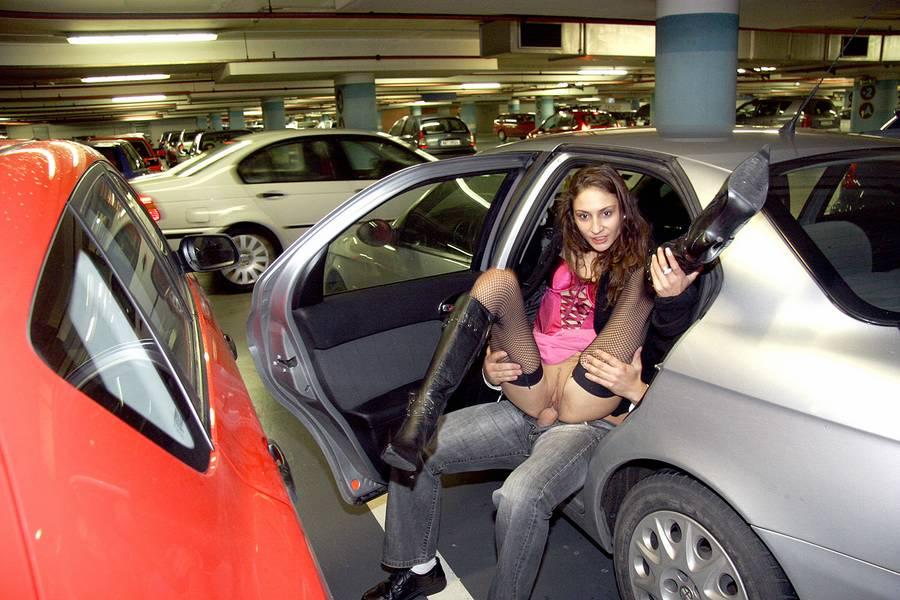 Public Parking Lot Fingering