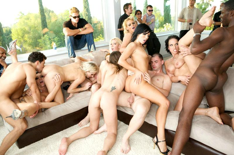 Orgy Party Sex Wild