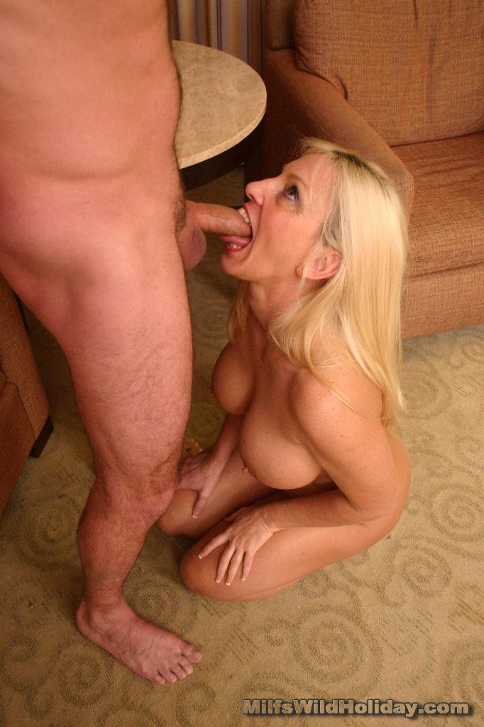 Thick Blonde Milf Big Ass